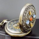 Artificial Jewelry Antique Pocket Watch Mechanizal New