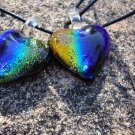 Rainbow Dichroic Glass