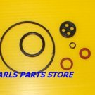 HONDA GX110 GX120 GX140 CARB SEAL GASKET O RING SET CARBY CARBURETTOR