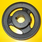 "4"" DIAMETER 1"" BORE CAST IRON VEE BELT PULLEY"