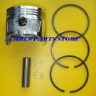 PISTON & RINGS SET FITS HONDA G150 GV150 ENGINE