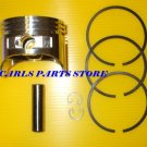 PISTON & RINGS SET FITS HONDA GX120 ENGINE