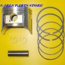 PISTON & RINGS SET FITS HONDA GX340 GXV340 MOTOR