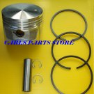 PISTON & RINGS SET FITS HONDA G400 GV400 ENGINE