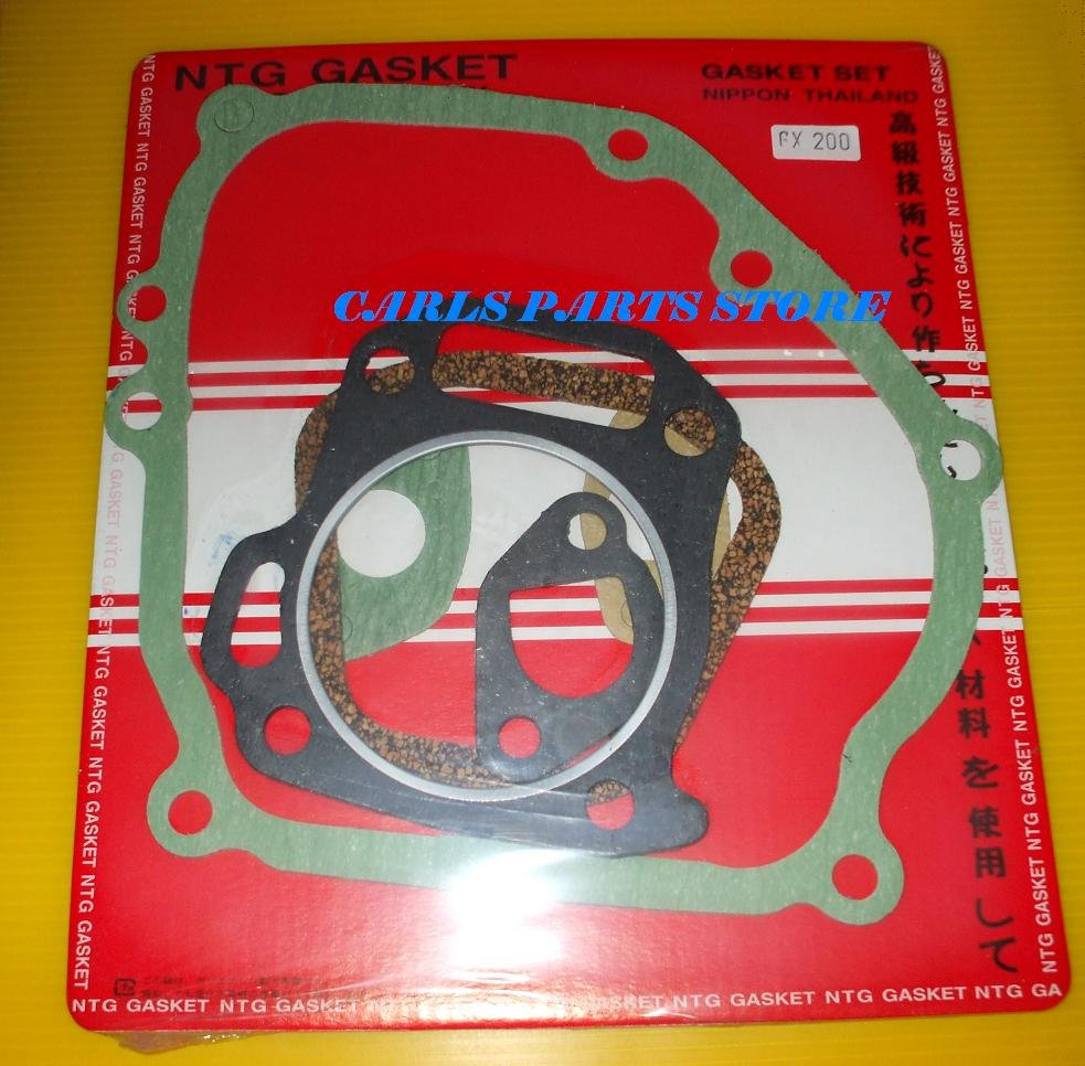 HONDA GX200 6.5HP GASKET SET inc HEAD GASKET