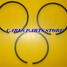 PISTON RINGS SET FITS HONDA GXV140 MOTOR