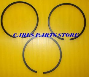 PISTON RINGS SET FITS HONDA GX120 GXV120 MOTOR