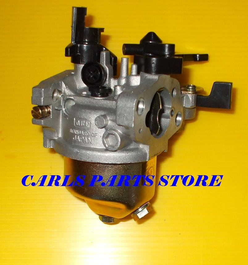 Throttle Lever For Dc Moter : Honda gx carby and choke lever hp motor