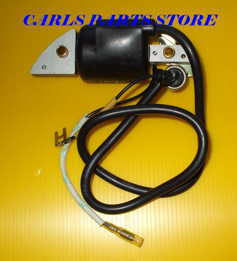 HONDA GV400 IGNITION COIL & CONDENSOR