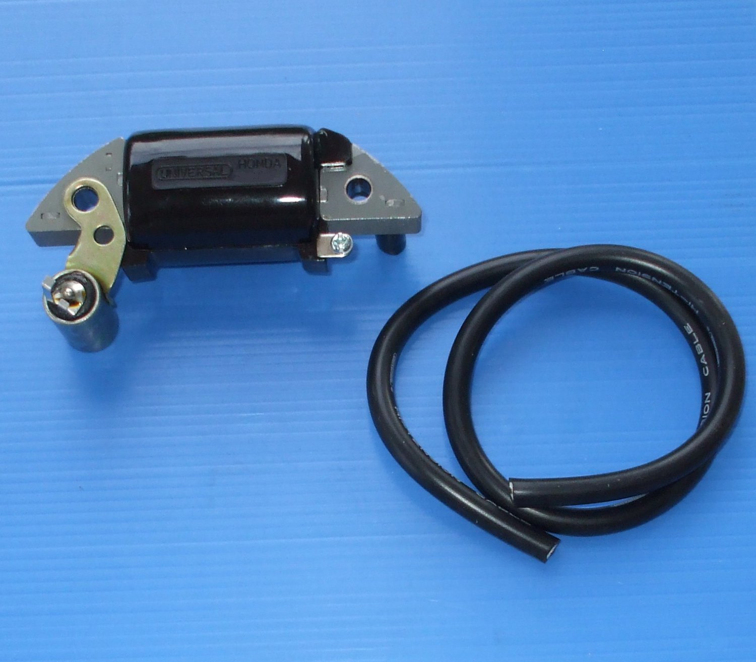 HONDA G42 G42K1 IGNITION COIL AND CONDENSOR