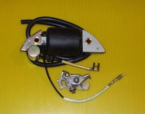 HONDA G150 G200 G300 IGNITION COIL CONDENSOR & BREAKER POINTS