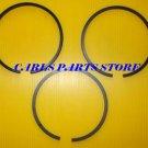 BRIGGS & STRATTON PISTON RING SET 3.75HP 4HP  5HP ENGINES PART # 790909 795690
