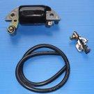 Rupteur Condensateur Bobine d'allumage ISEKI KS650 Motoculteur