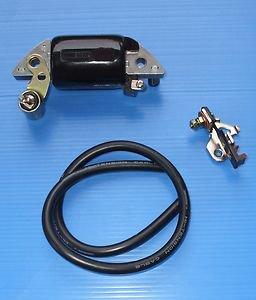 Rupteur Condensateur Bobine d�allumage ISEKI KS650 Motoculteur