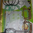 HONDA G400 PISTON RINGS CONROD & GASKET SET