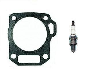 LIFAN 168F LF168F 5.5HP  HEAD GASKET AND SPARK PLUG
