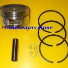 HONDA HR216 HRA216 HRC216 LAWNMOWER PISTON, GUDGEON PIN & RINGS SET