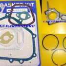 HONDA GX120 PISTON RINGS, CONROD & GASKET SET