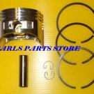 ROBIN SUBARU EY15 PISTON AND RINGS SET