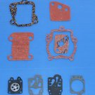 ENGINE & CARBURETOR GASKET KIT FOR HONDA FG100 TILLER GX22, GX31 BRUSHCUTTER