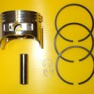 HONDA GX140 OVERSIZE PISTON & RINGS SET +0.25 +0.50 +0.75 +1.00