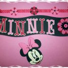 Handmade Scrapbooking Title and Embellishment Minnie Mouse Theme