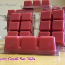 Lavender- Candle Bar Melts