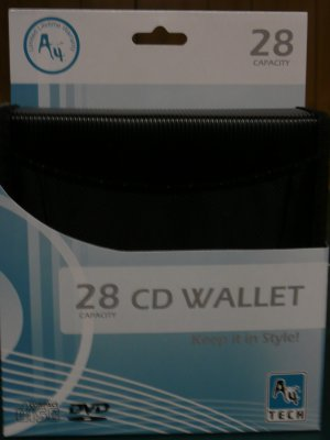 A4Tech 28 cd wallet
