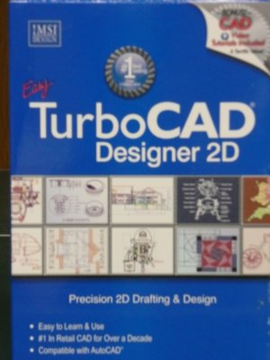IMSI TurboCAD Designer 2D Version 17