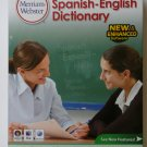 Merriam Webster&#39;s Spanish English Dictionary