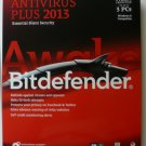 BitDefender Antivirus Plus 2013, 3 Users