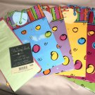 The Finishing Touch By American Greetings 5 Gifts Bags W/ Tissue Paper & Tags #0