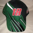Chase Authentics NASCAR Bobby Labonte #18 Baseball Cap #1