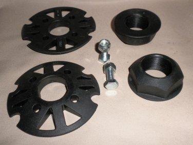 AM Equipment Pivot Shaft Hardware Kit #113-1004