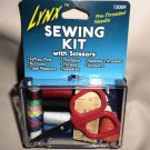 Lynx Mini Travel Sewing Kit With Scissors #15009