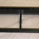 Olan Plastics RV Black Refrigerator Roof Vent W/O Cover #625161BBK