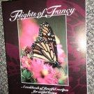 MFOSWI Flights Of Fancy Edible Flowers & Herb Recipe Cookbook