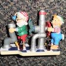 Cavanagh Coca Cola North Pole Bottling Works Maintenance Mischief #71006