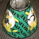 "Looney Tunes Daffy Duck "" Mine Mine""  Lampshade #9951"