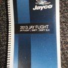 Jayco 2013 Jay Flight / Swift / Swift SLX Owner's Manual