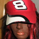 Chase Authentics / Nascar Dale Jr Budweiser Visor #902608