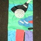 "CBK LTD 60"" Windsock - Golf Scene"