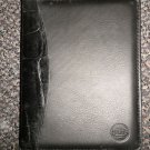 Davis-Panzer Hercules Sun Logo Black Address Book / Planner#C509BK