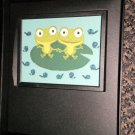 Decorative 360 Night Light In Gift Box : Frog Twins  #048