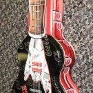 Tin Box Co. Coca Cola Guitar Metal Tin