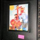 Decorative 360 Night Light In Gift Box : Zoo Animals  #088