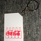 "Enjoy Coca Cola Photo Key Chain Holds 2"" X 3"" Photo"