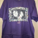 "Xena Warrior Princess Purple ""Girls Just Want To Have Fun"" T Shirt Size XL #X421"