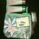 Mary Kay 4 Piece Pedicure Set - cosmetic Bag, Foot Soak, Foot Balm, P. Brush