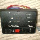 KIB Custom Designs Micro Monitor For Holding Tank - Black #JCAV12